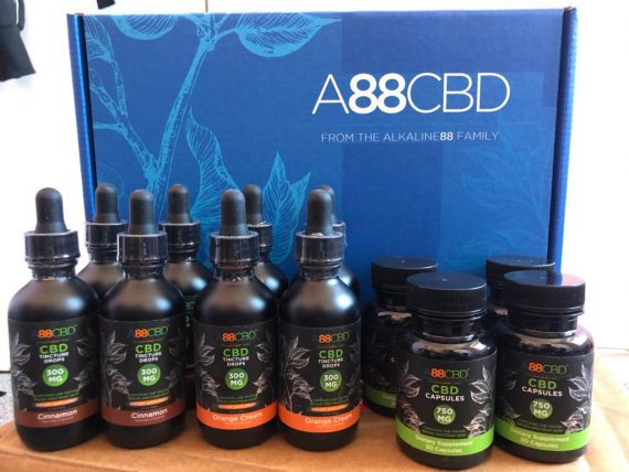 A88CBD Review - CBD Oil Tinctures, CBD Capsules and CBD Salves and Lotions